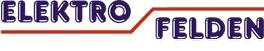 Elektro-Felden - Logo